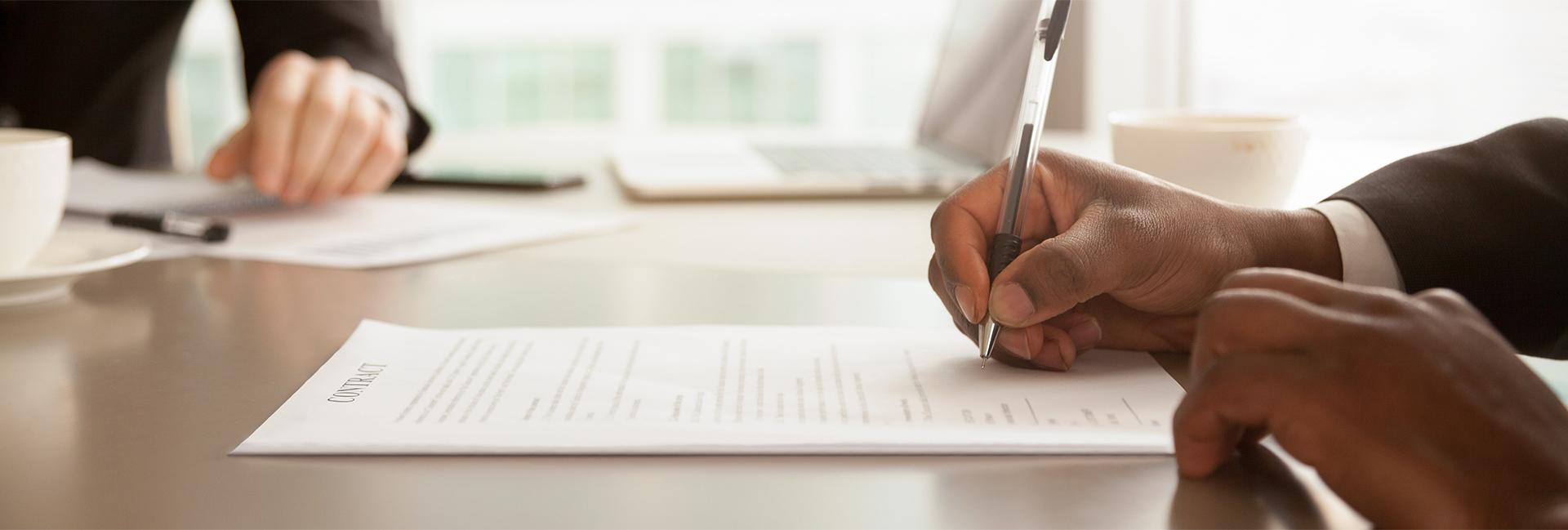 Harmoniser les contrats